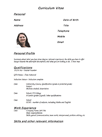create cv online uk Happywinnerco